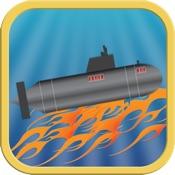 Flappy Submarine - shoot battleship with torpedo
