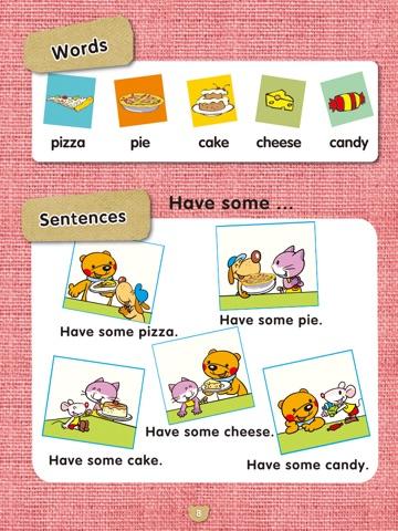 Hello Teddy for Kindergarten 2 screenshot 3
