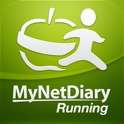 MyNetDiary GPS Tracker - Running, Walking, Cycling for Weight Loss icon