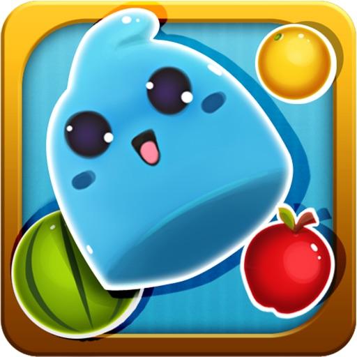 水果果冻:Fruity Jelly【类PSP乐克乐克】