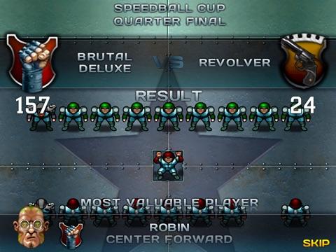 Screenshot #5 pour Speedball 2 Evolution