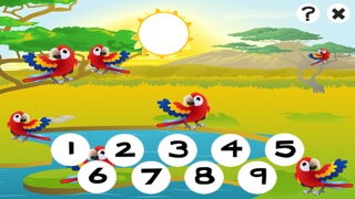 Screenshot of 123 Primo-s & Count-ing Learn-ing Game With Wild Animal-s For Kids4