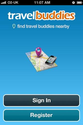 Travel Buddies screenshot 4