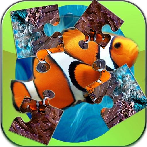 Fish - Puzzle iOS App