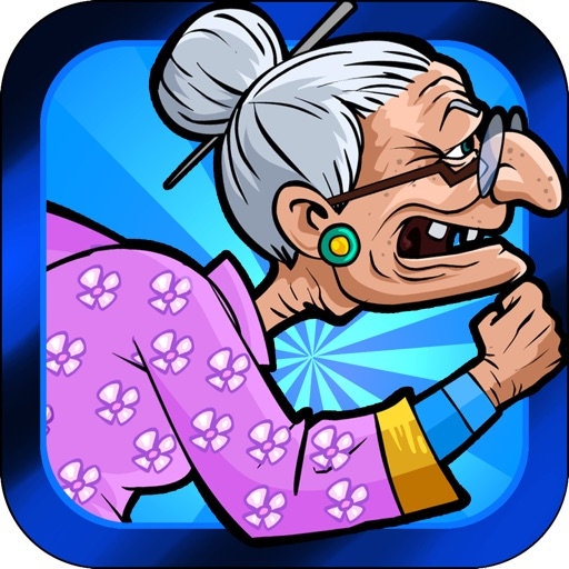 A Granny Chase - Outrun the Reaper!
