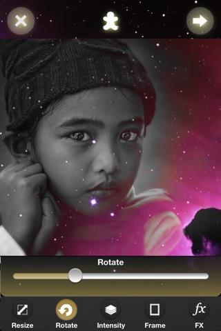 GalaxyPic Free- Star & Space Photo Effects screenshot 3