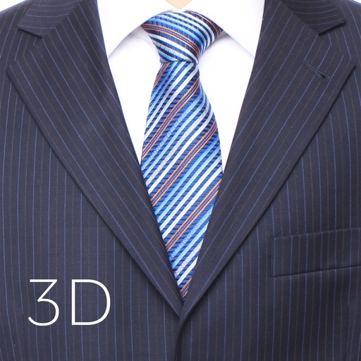 3D打领带:How to Tie a Tie — 3D Animated