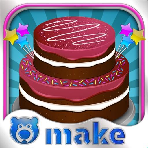 蛋糕乐趣Cake Fun【自己动手】