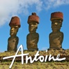 Antoine in Patagonia,  Galapagos and Easter island