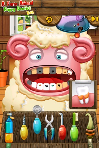 A Farm Animal Happy Dentist Day screenshot 4