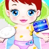 Care Baby : Diaper Change