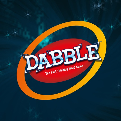 Dabble - the Fast Thinking Word Game for iPad iOS App