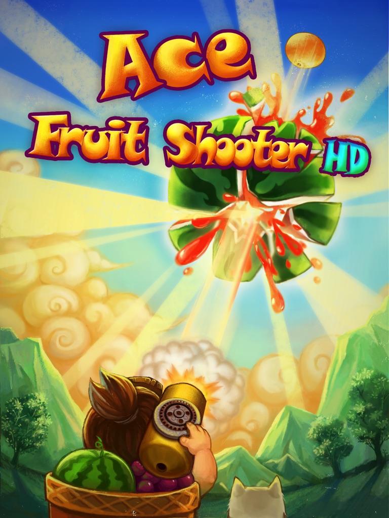 Fruit shooter games - Ace Fruit Shooter Hd