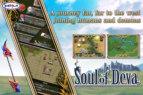 RPG Soul of Deva screenshot 1