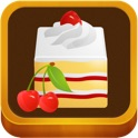 Foods Memory Match Game for Kids icon