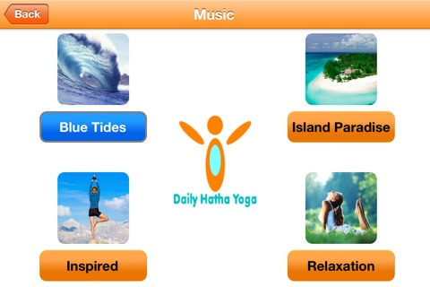 Daily Hatha Yoga screenshot 4
