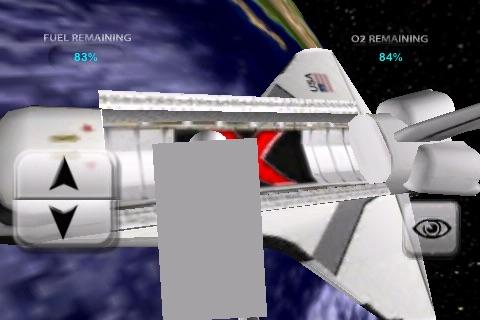 Spacewalk 3D Screenshot
