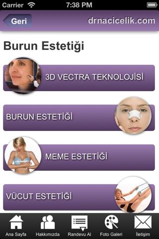 Dr. Naci Çelik screenshot 2