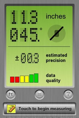 AccelaRuler screenshot 1