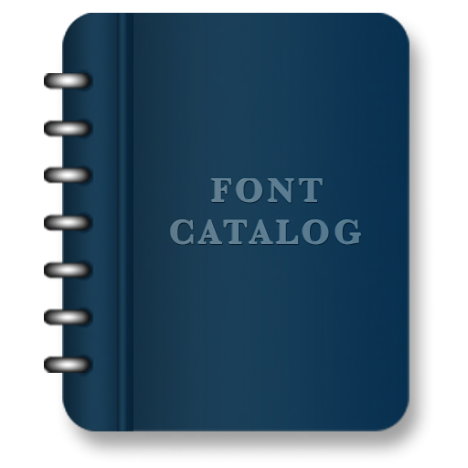 Font Catalog Creator for Mac