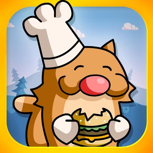 汉堡猫:Burger Cat