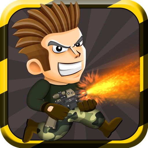Action Man - Zombie Hunter Free iOS App