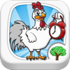 Wake the Rooster by Telling Time : Tiny Chicken