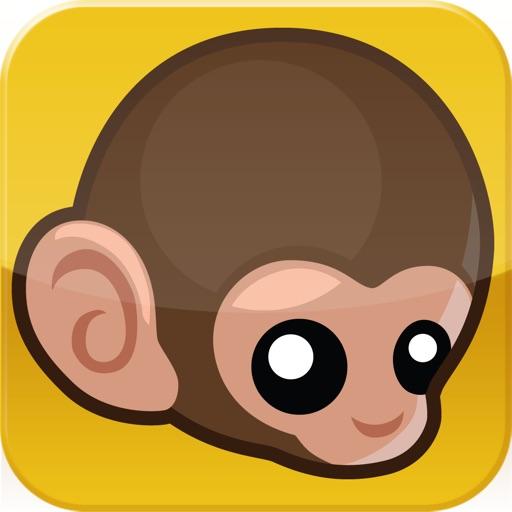 猴子骑小猪 Baby Monkey (going backwards on a pig)【可爱跳跃】