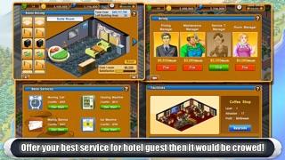 Screenshot #5 for Hotel Tycoon 2