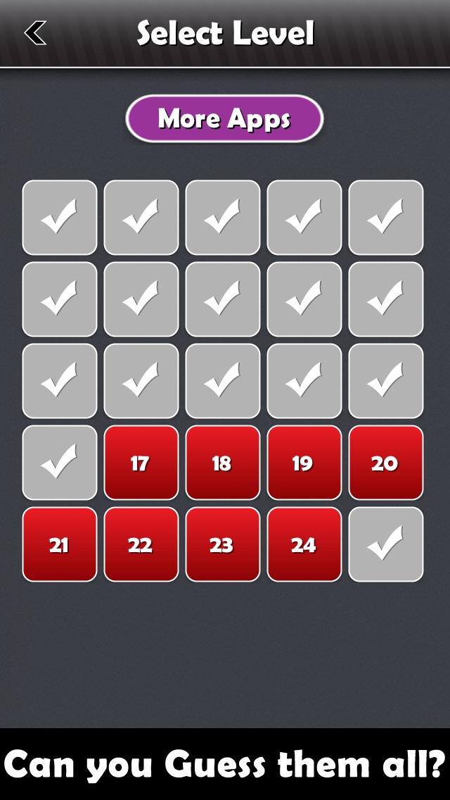ロゴスゲス(世界のブランドとロゴのトリビアクイズゲーム)のスクリーンショット5