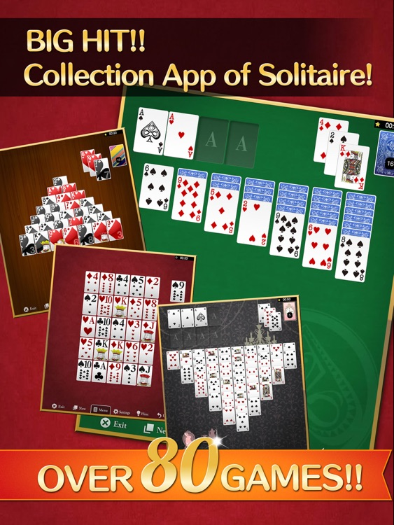 solitaire victory hd by p r o corp