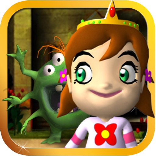 拯救公主之魔幻怪物竞赛:Free the Princess Plus – The Magic 3D Monster Race