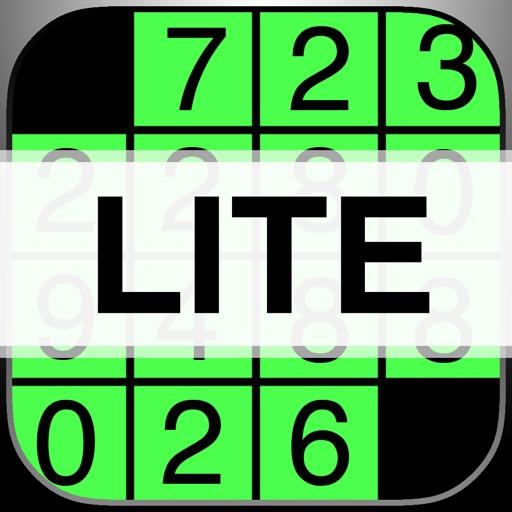 Cross Digits Lite iOS App