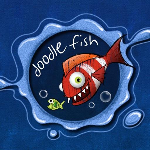 涂鸦鱼:Doodle Fish!【成长升级类游戏】