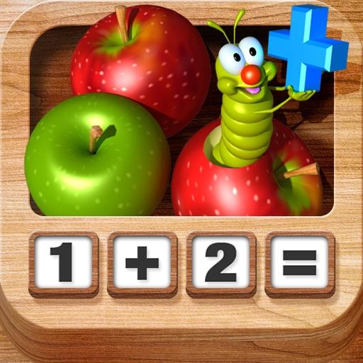 加苹果:Adding Apples HD【儿童互动教学】