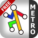 Washington Metro Free - Map and route planner by Zuti icon