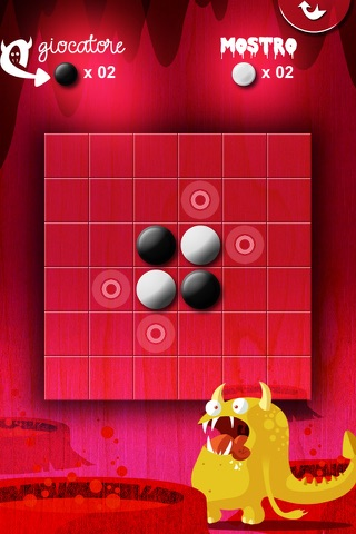 Othello & Monsters screenshot 1