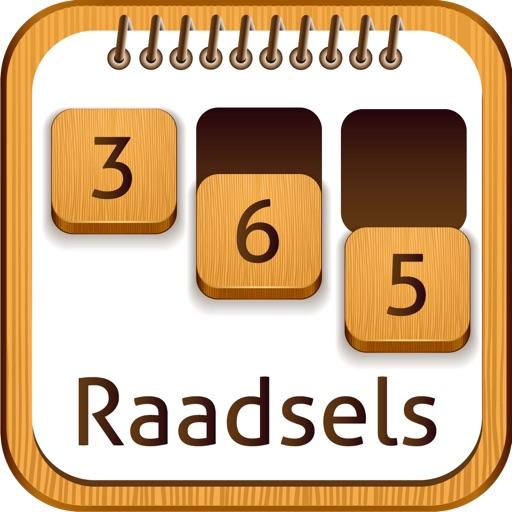 Een Jaar in Raadsels iOS App