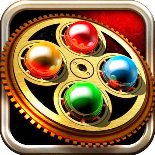 移形彩珠:Swapper -The Rolling Ball Machine【益智匹配】