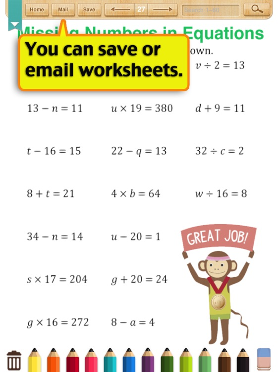 Math Worksheets Math Worksheets Grade 8 Algebra Printable – Math Worksheets for Grade 9 Algebra
