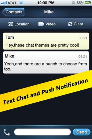 Talk+ GTalk Video Cal... screenshot1
