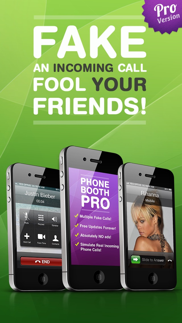 Download Phone Booth – Prank Call Your Friends App