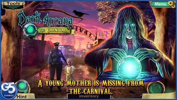 Dark Arcana: The Carnival (Full) Screenshot