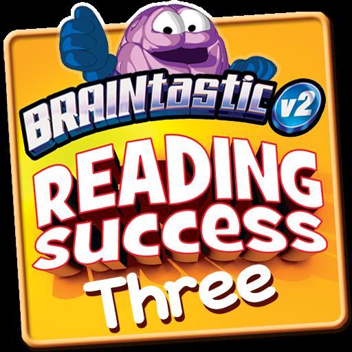 BRAINtastic Reading Success Three