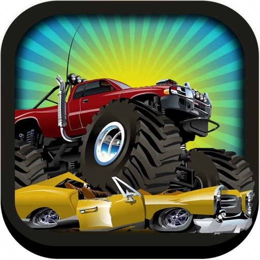 Extreme Monster Truck Drag Race -  A Cool Offroad Rally Simulator iOS App