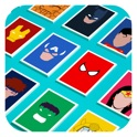 Superheroes Mania icon