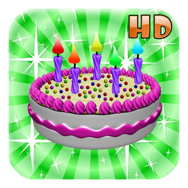 Cake Design HD - Making Cakes Fun on the App Store