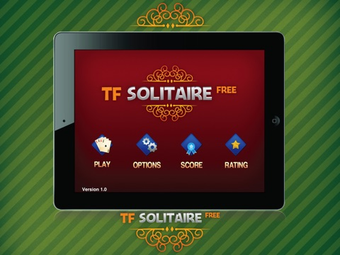 TF Solitaire Cards Game HD free screenshot 3