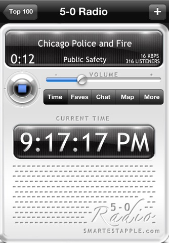 Best Police Scanner screenshot 4