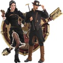 SteamPunk Clothing and Accessories - Fashion  and Shopping Tips! icon